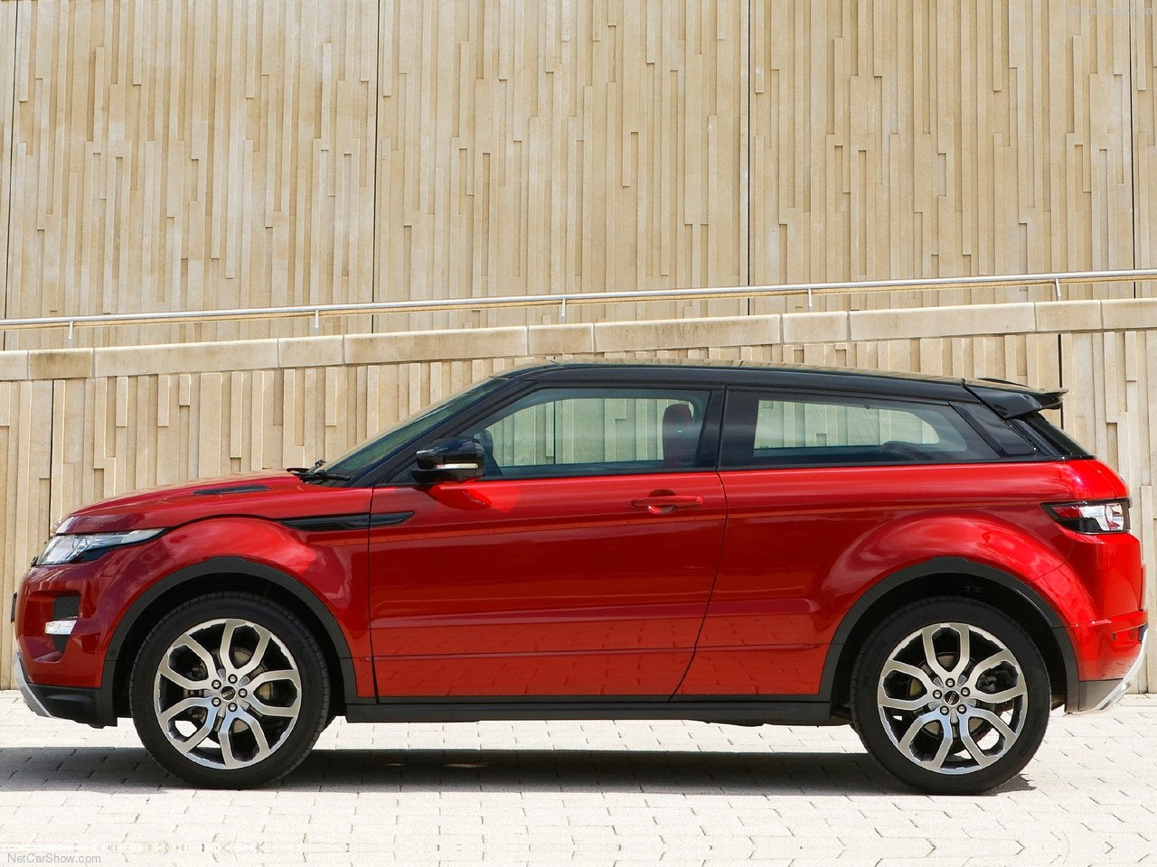 Land Rover Range Rover Evoque photo 87418