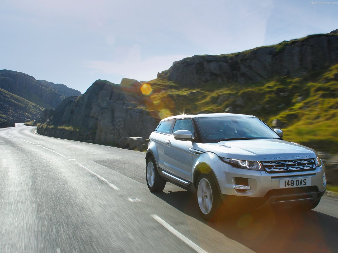 Land Rover Range Rover Evoque photo 87433