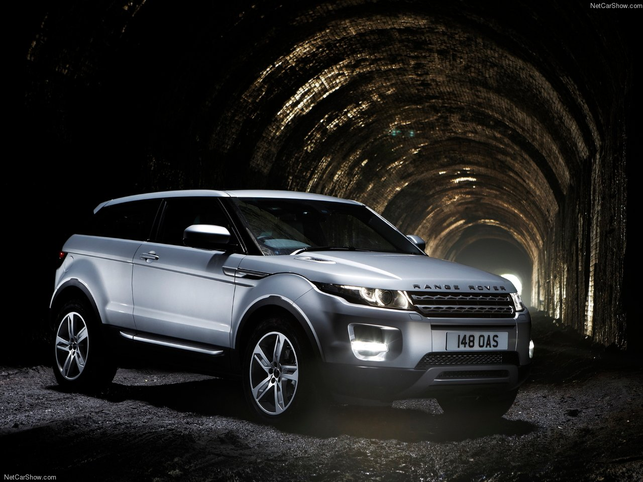 Land Rover Range Rover Evoque photo 87436