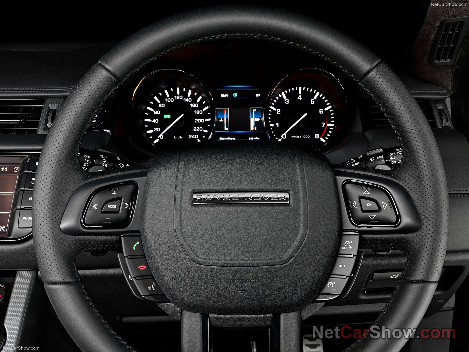 Land Rover Range Rover Evoque photo 91316