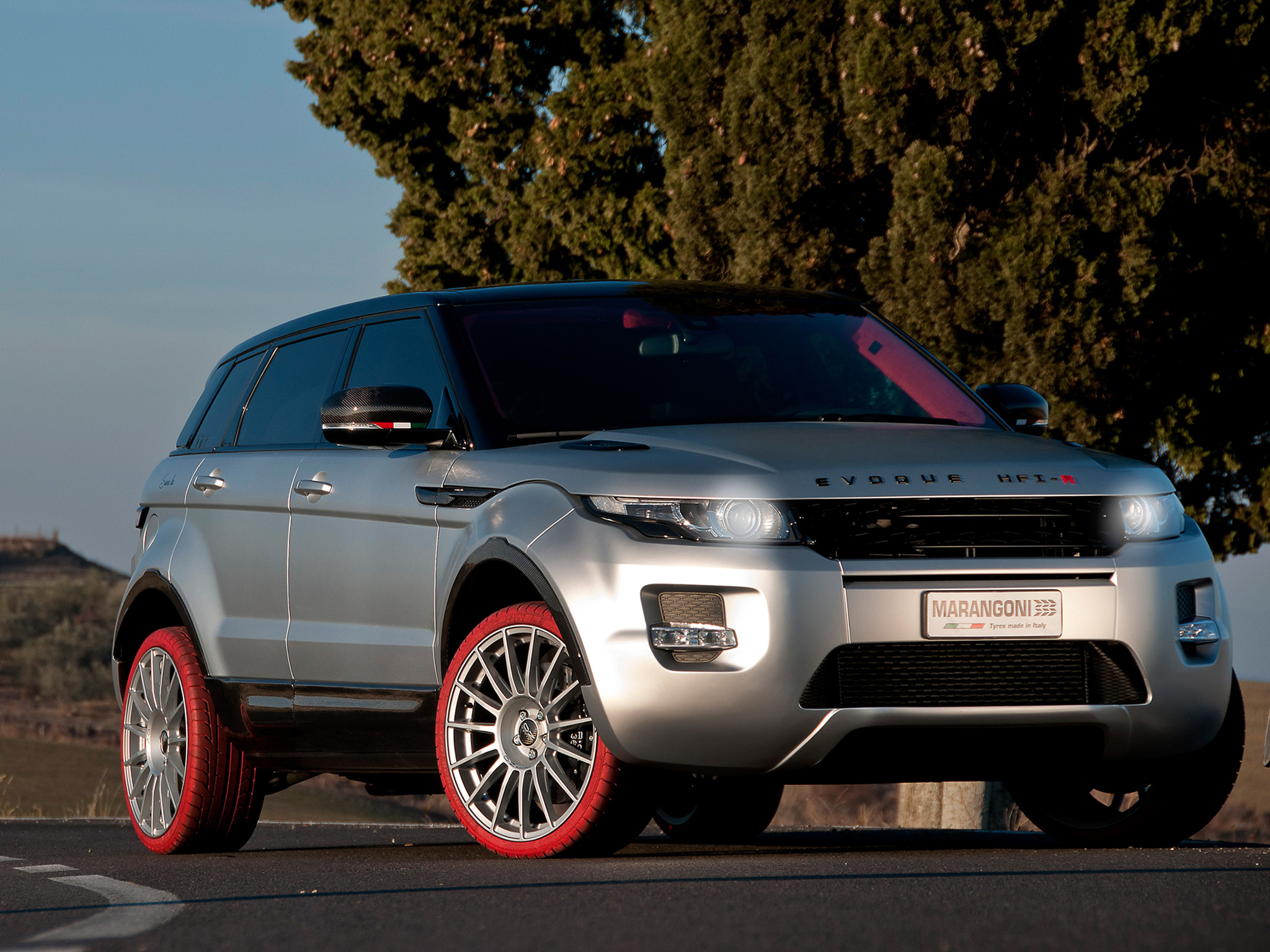 Land Rover Range Rover Evoque photo 95906
