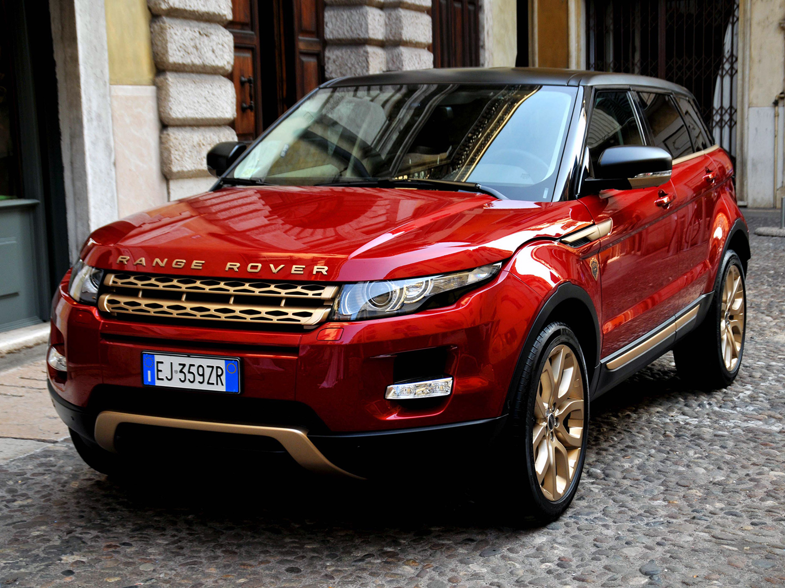 Land Rover Range Rover Evoque photo 95910
