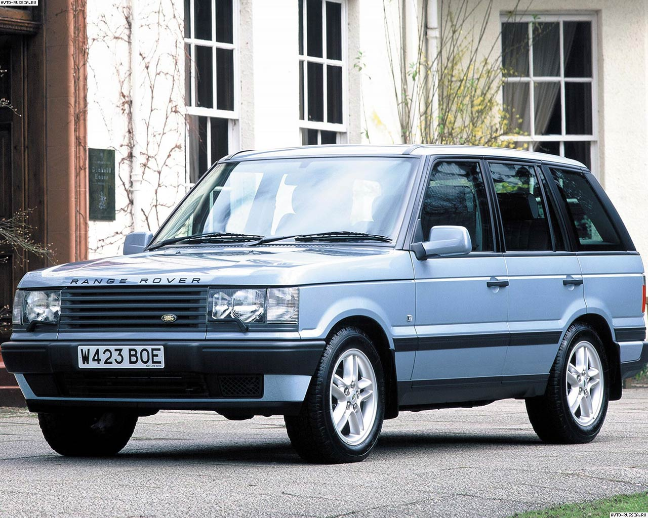 Land Rover Range Rover II photo 105545