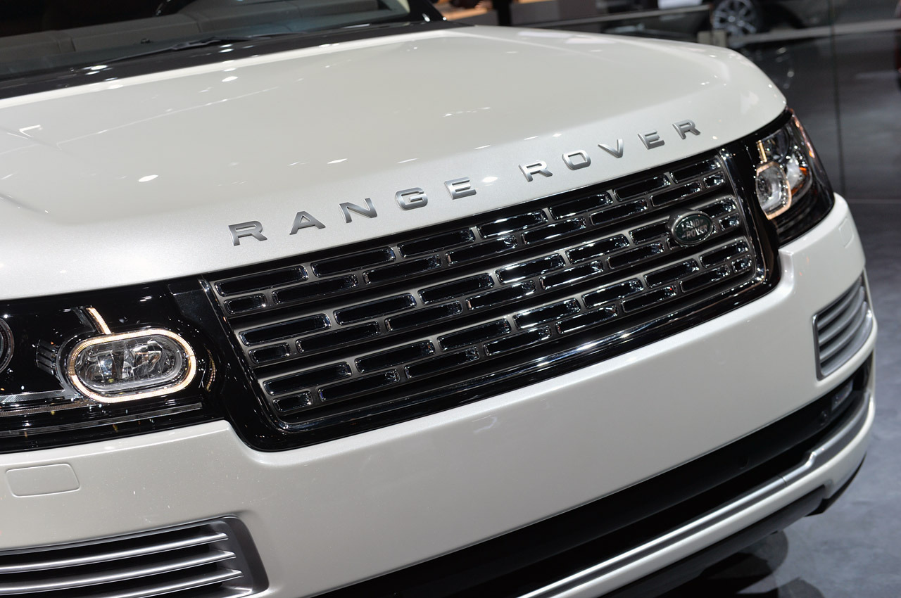 Land Rover Range Rover photo 104351