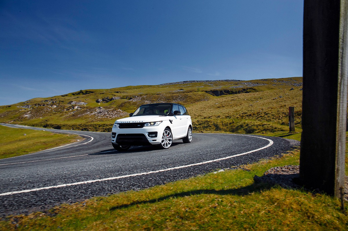 Land Rover Range Rover Sport photo 123388