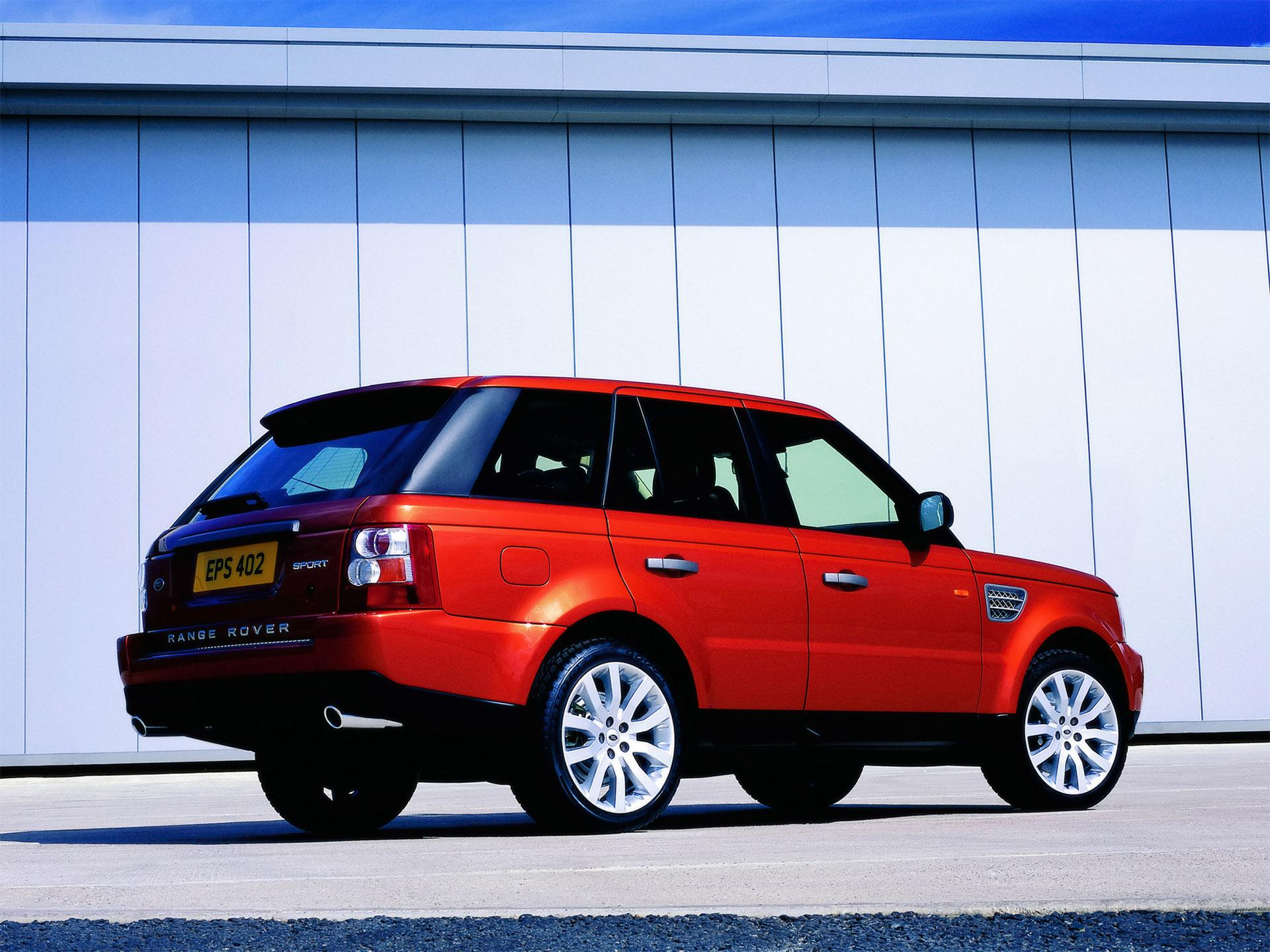 Land Rover Range Rover Sport photo 28663