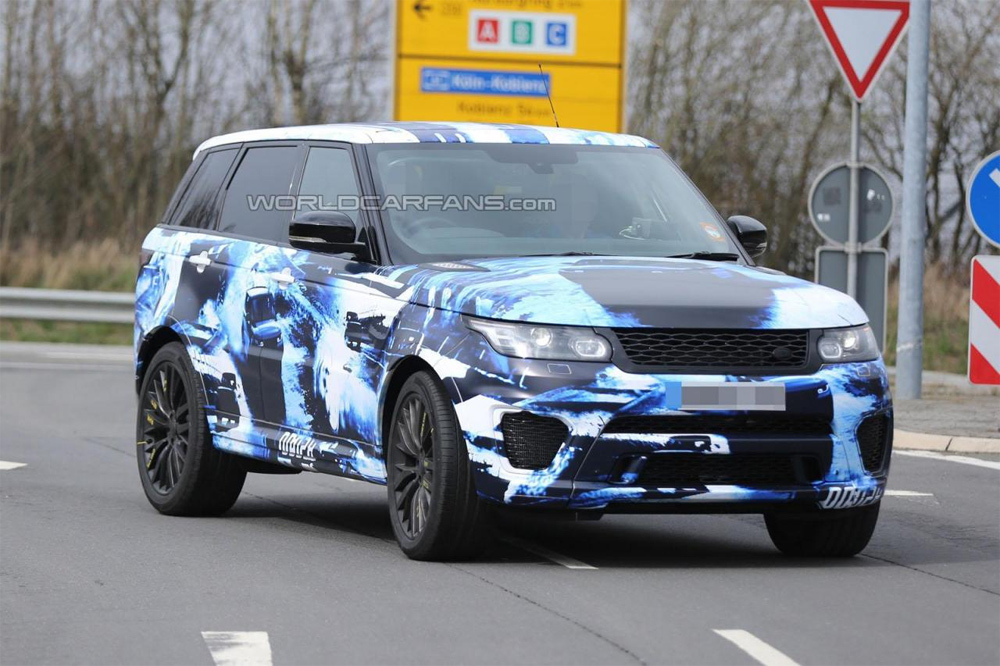 Land Rover Range Rover Sport RS photo 114594