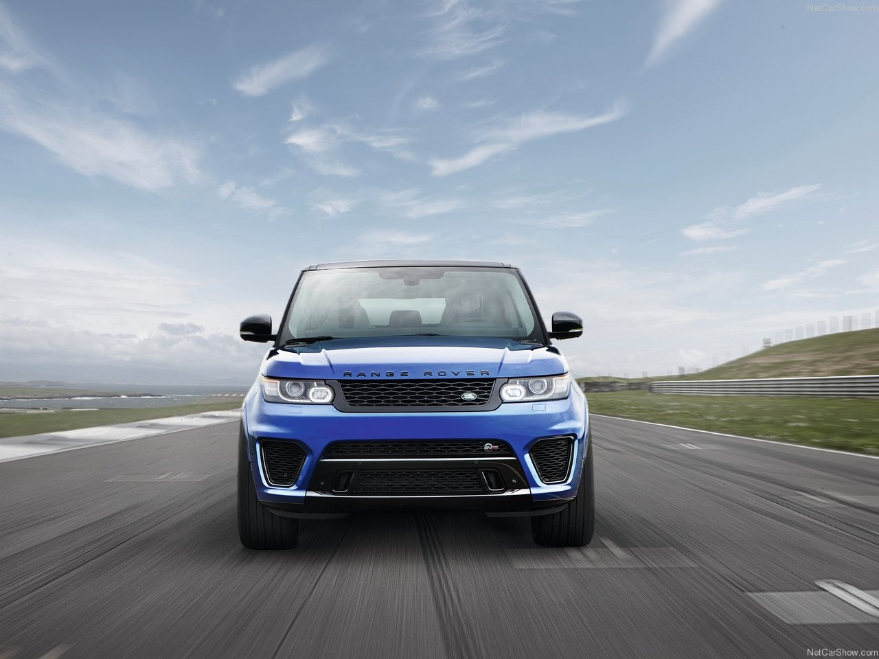 Land Rover Range Rover Sport SVR photo 138610
