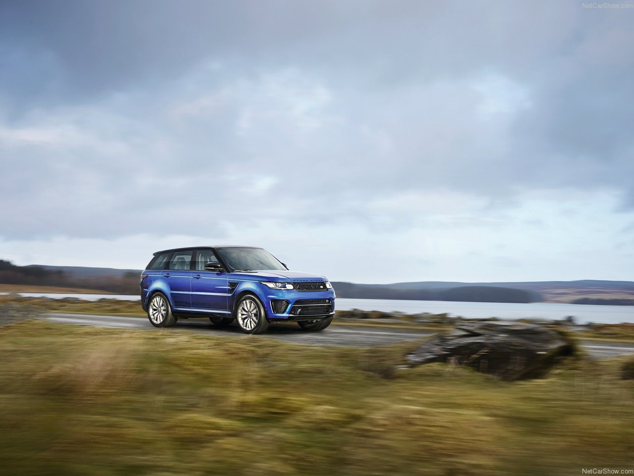 Land Rover Range Rover Sport SVR photo 138693