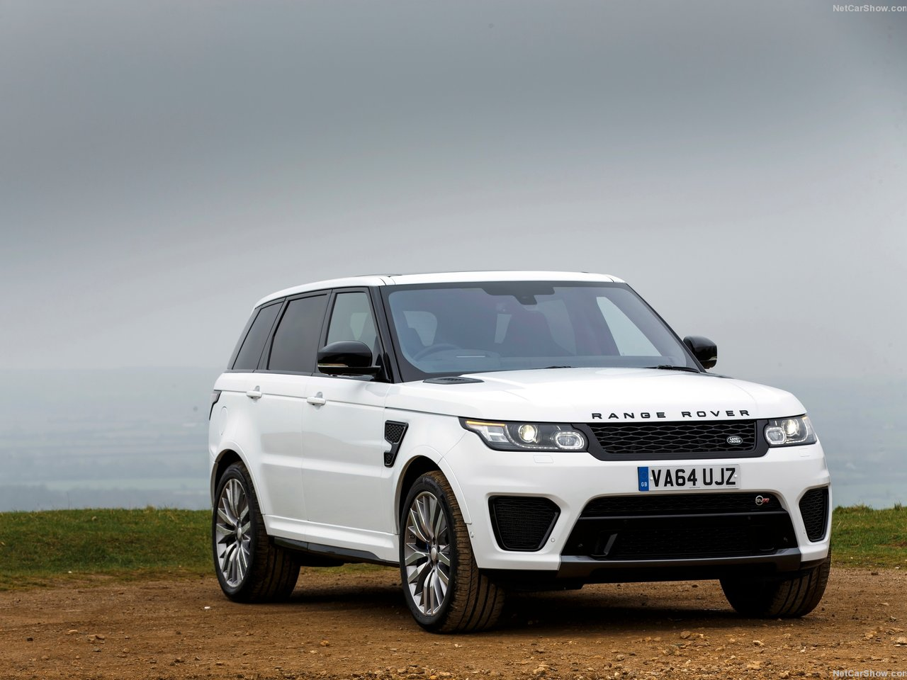 Land Rover Range Rover Sport SVR photo 138697