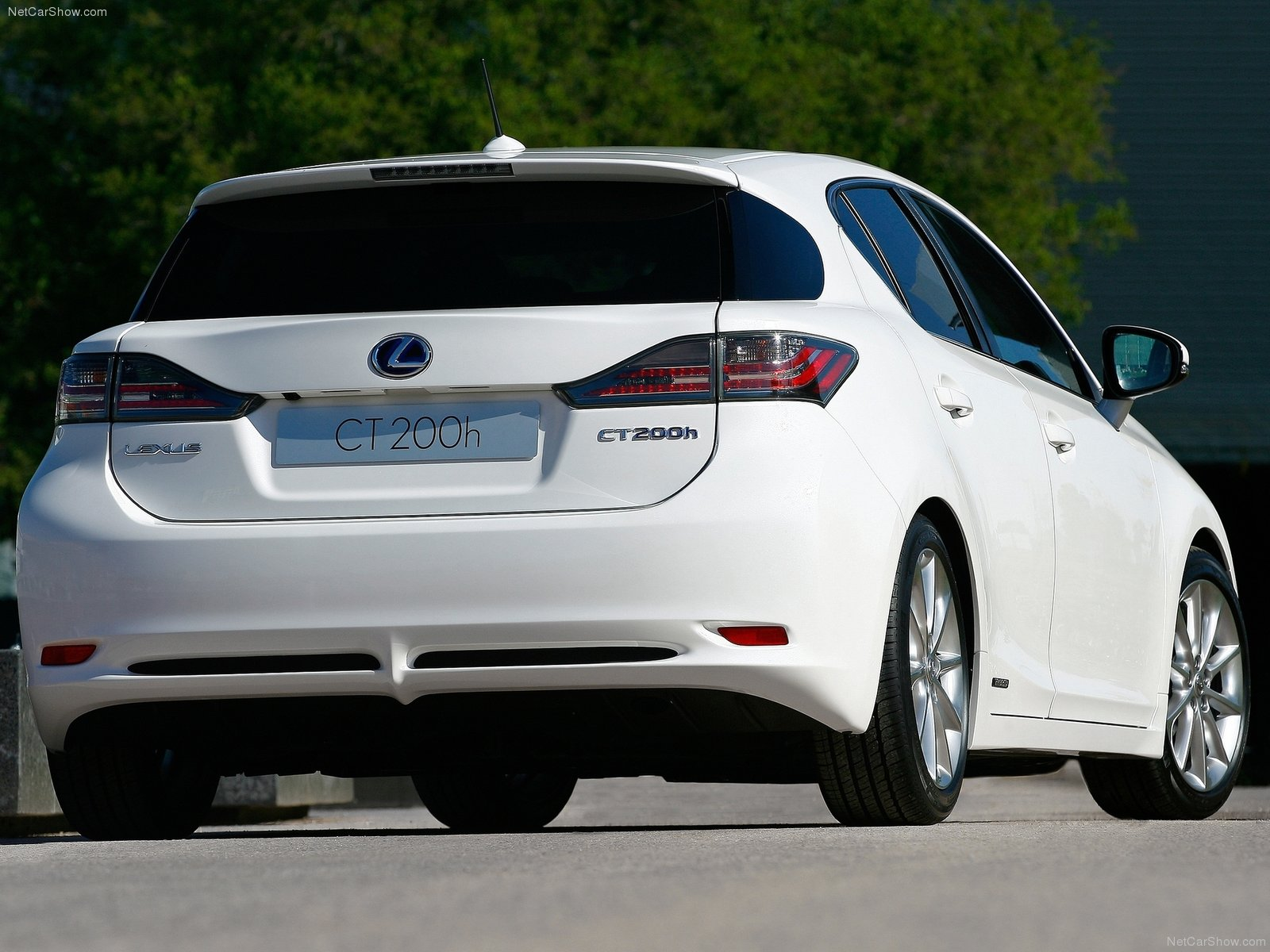 Lexus CT 200h photo 75470
