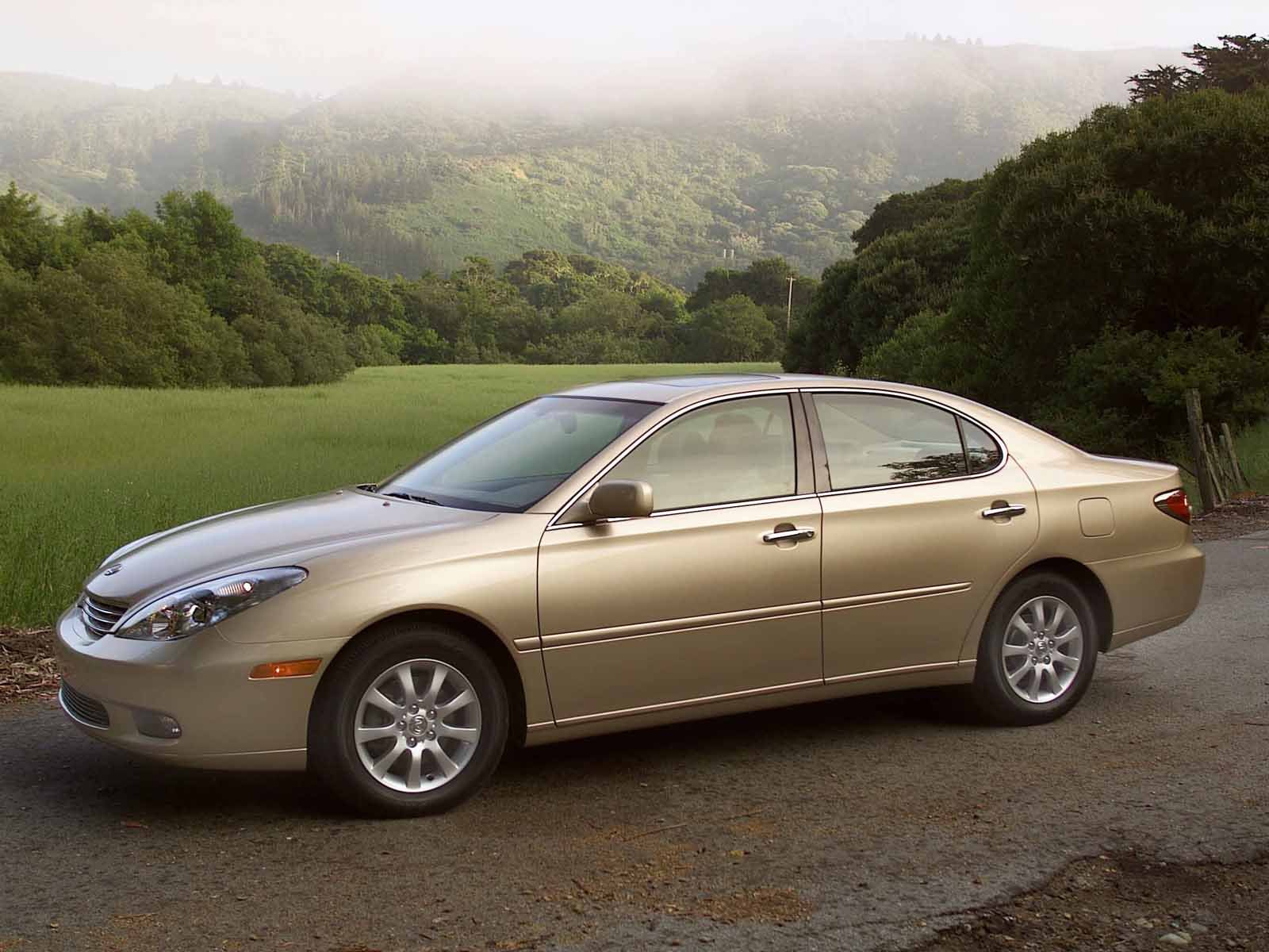 Lexus ES330 photo 8932