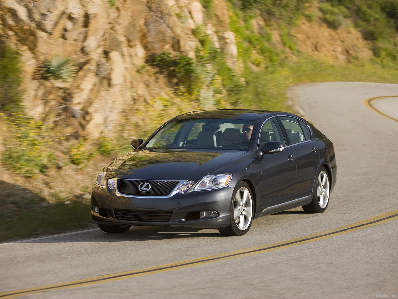 Lexus GS 350 photo 60110