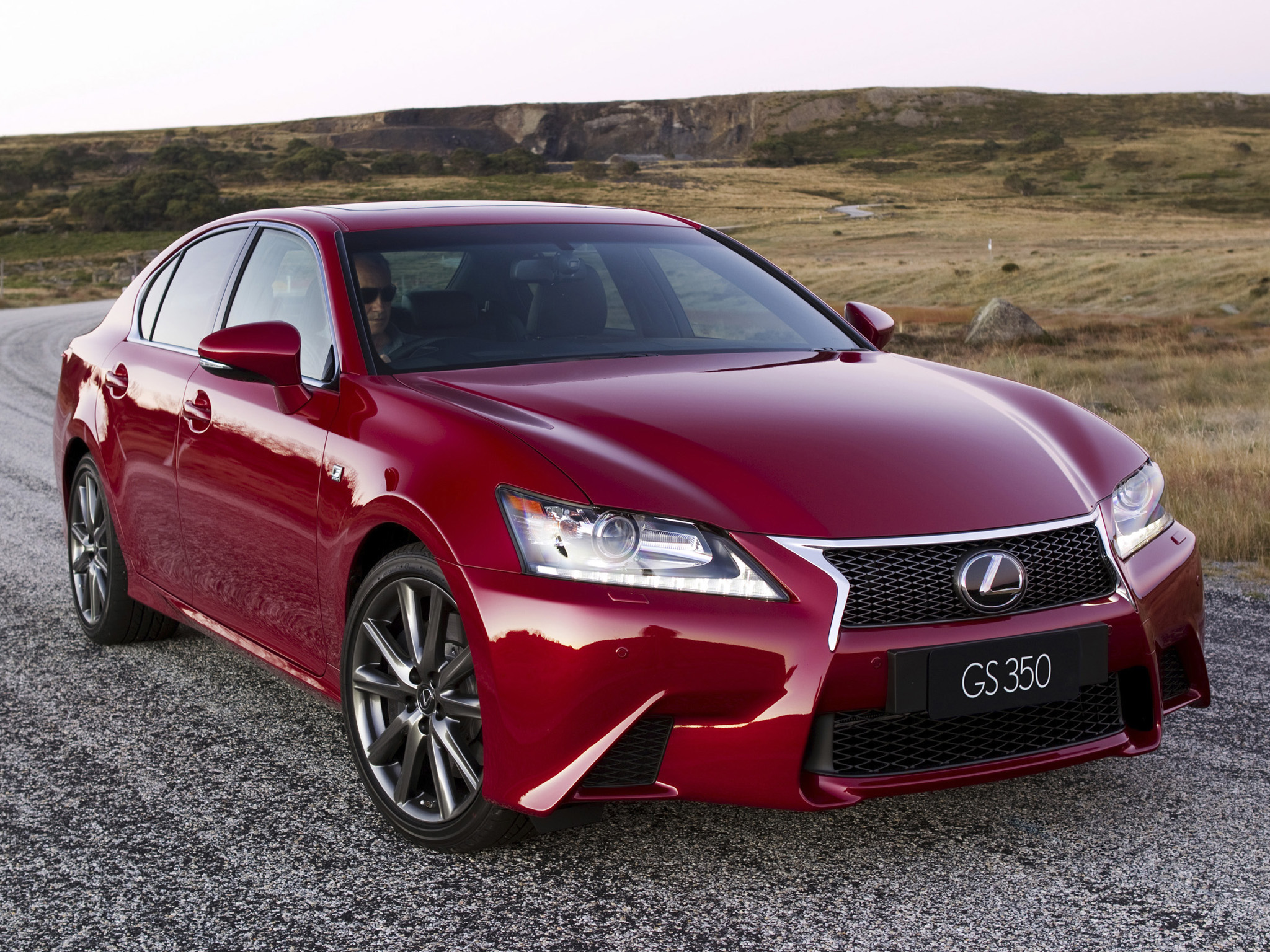 Lexus GS 350 photo 97544