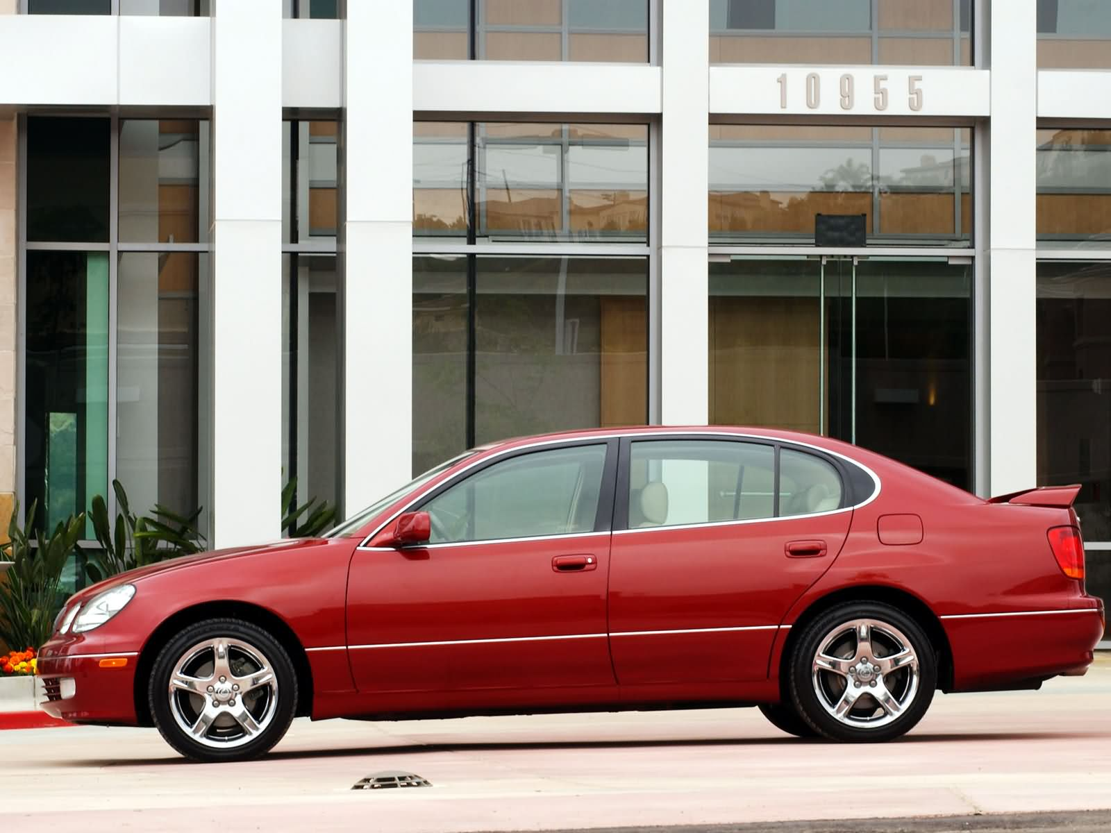 Lexus GS 430 photo 2927