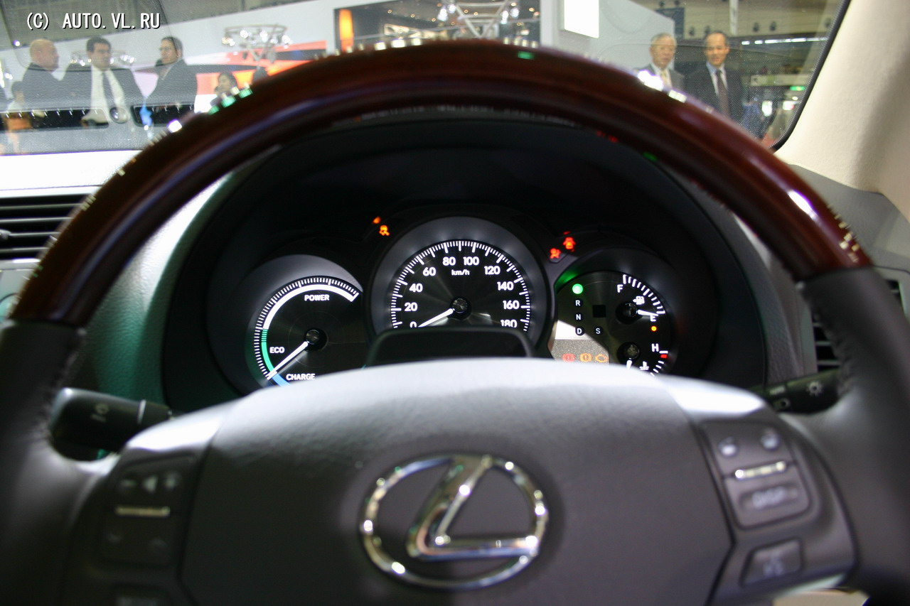 Lexus GS 450h photo 30093