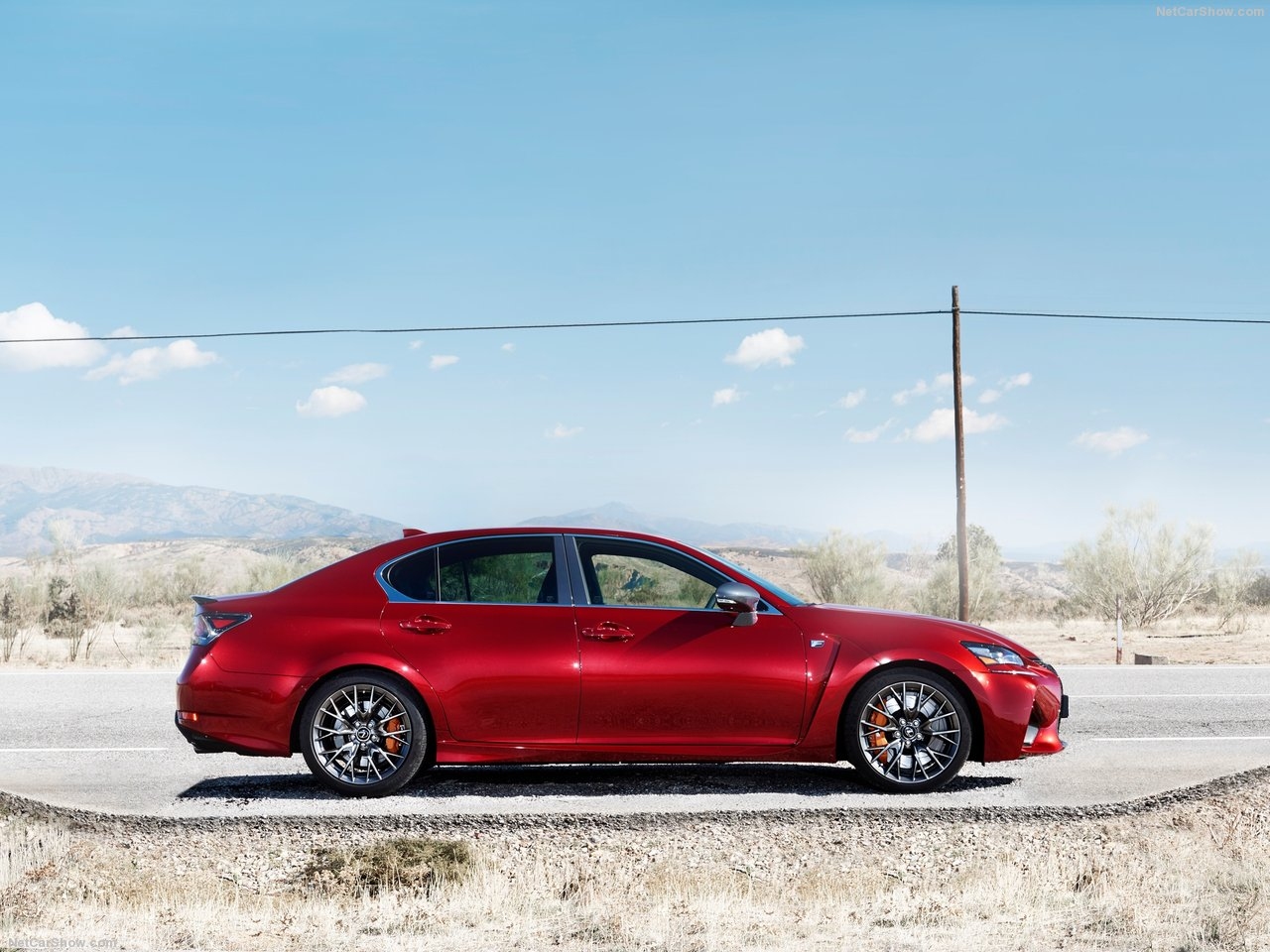 Lexus GS F photo 152227