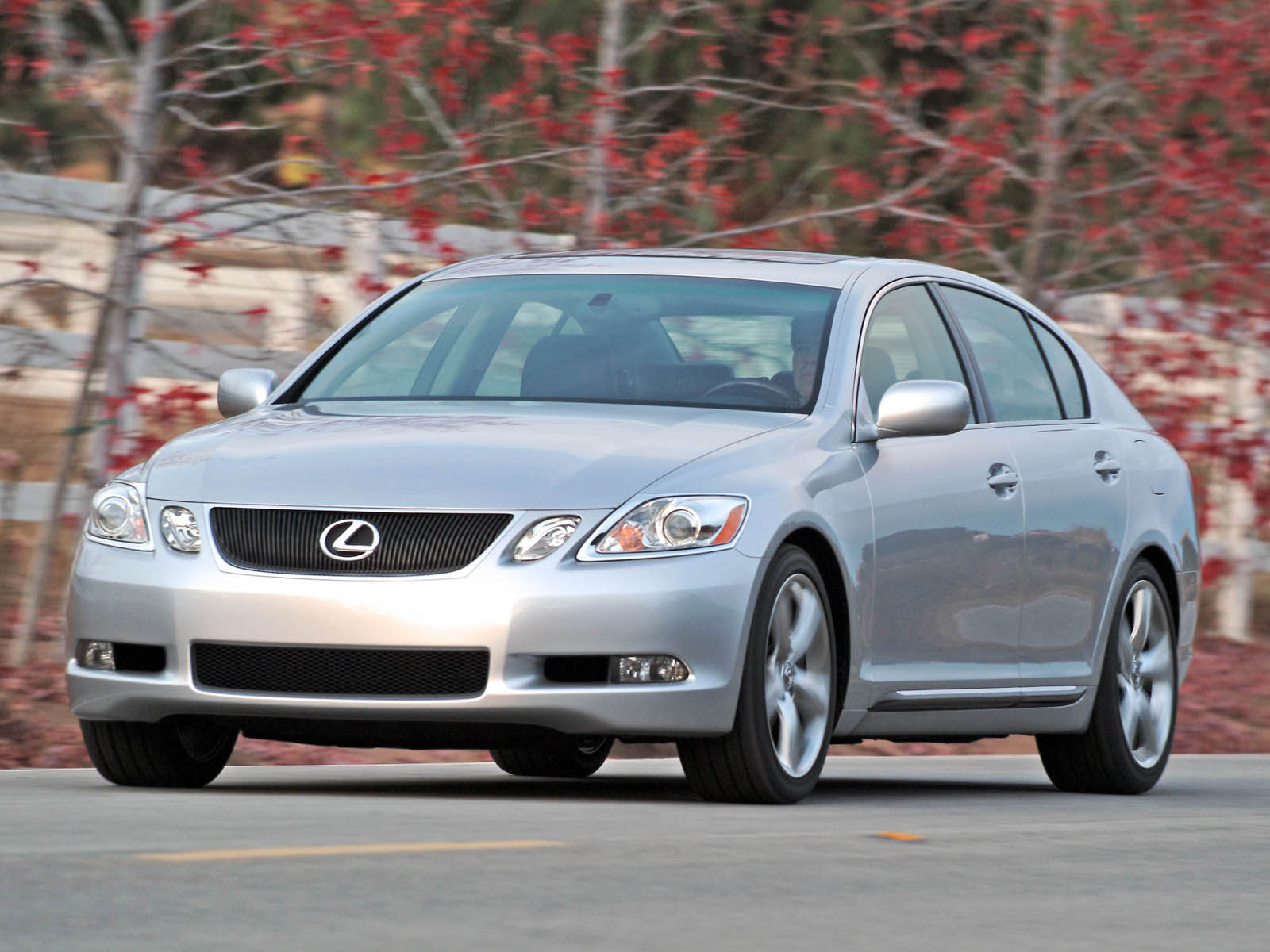 Lexus GS photo 8944
