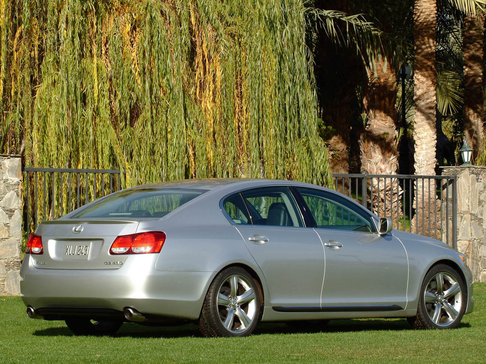 Lexus GS photo 8951