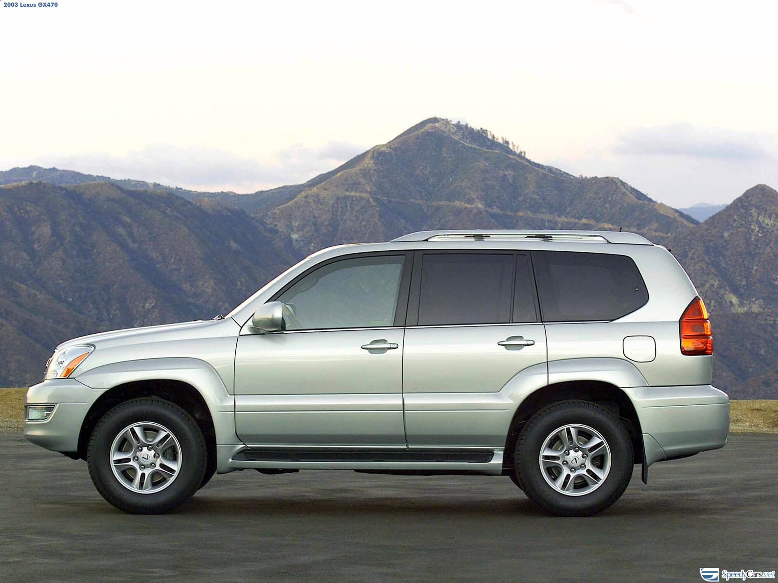 Lexus GX 470 photo 3031