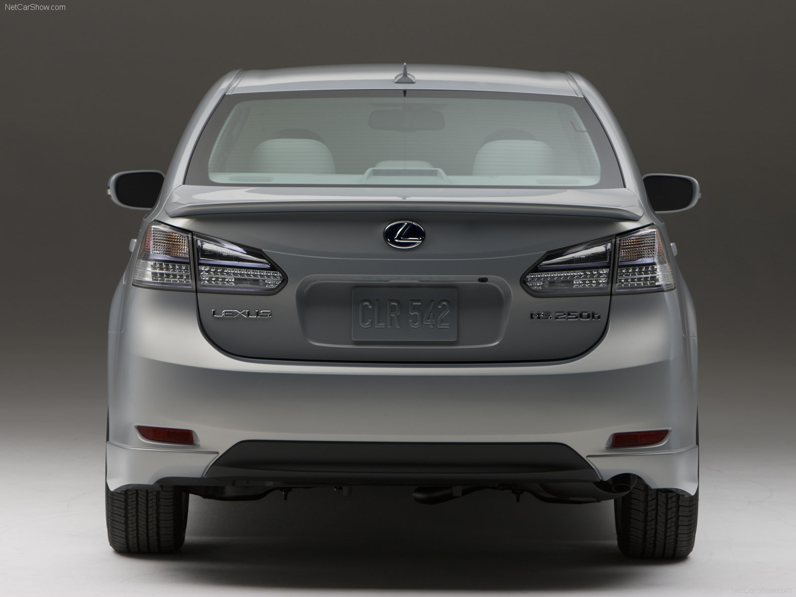 Lexus HS 250h photo 64522