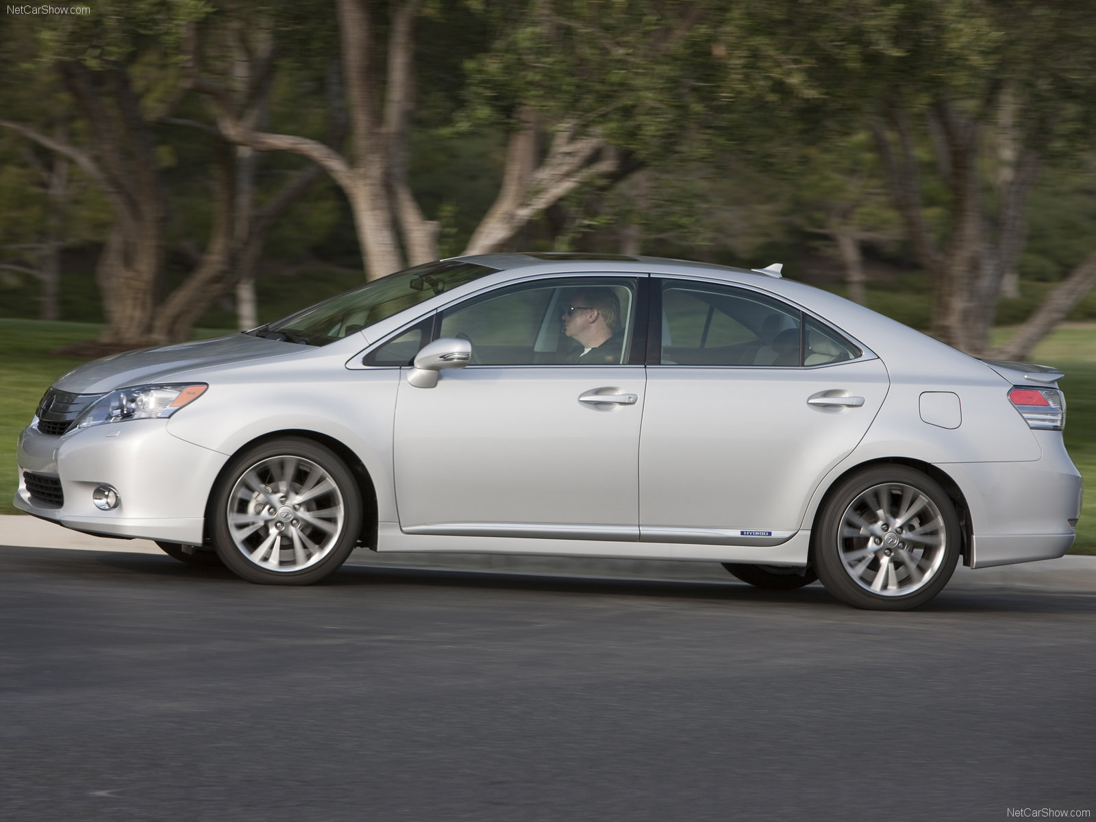 Lexus HS 250h photo 64528