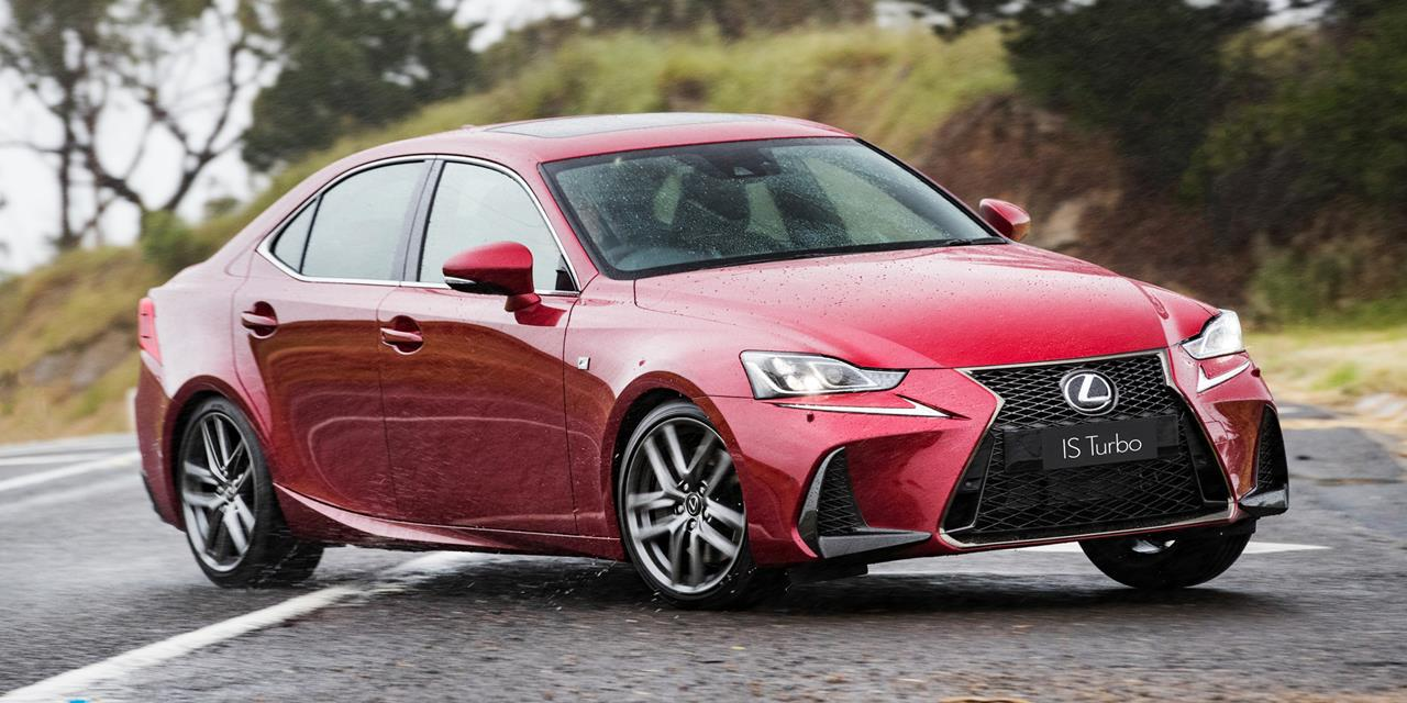Lexus IS photo 171651