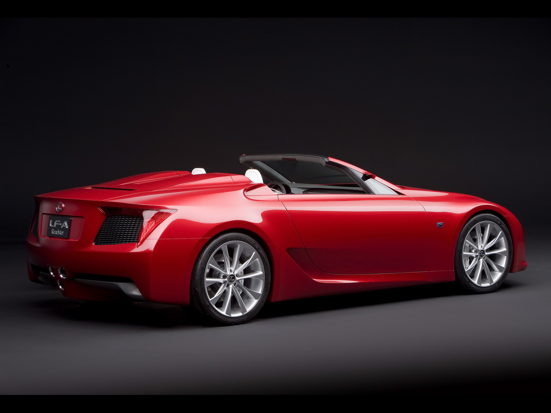Lexus LF-A Roadster photo 51237