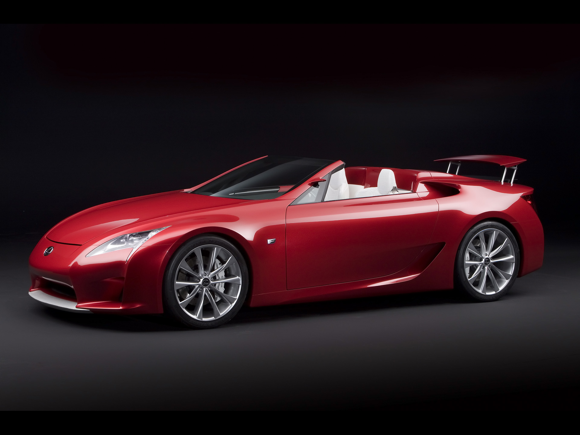 Lexus LF-A Roadster photo 51239