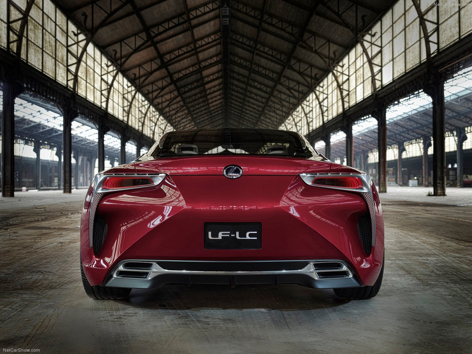 Lexus LF-LC photo 112566