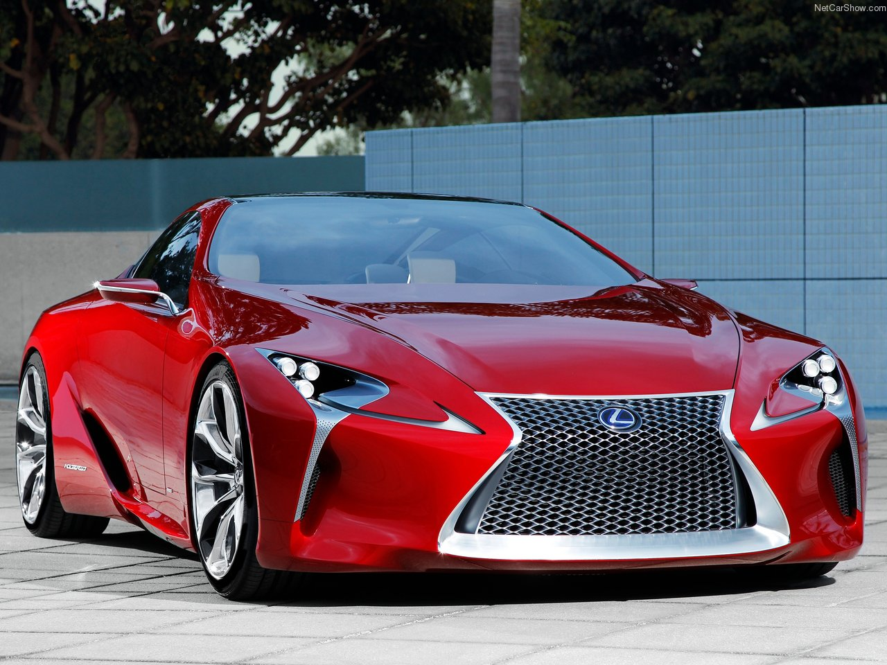 Lexus LF-LC photo 88272