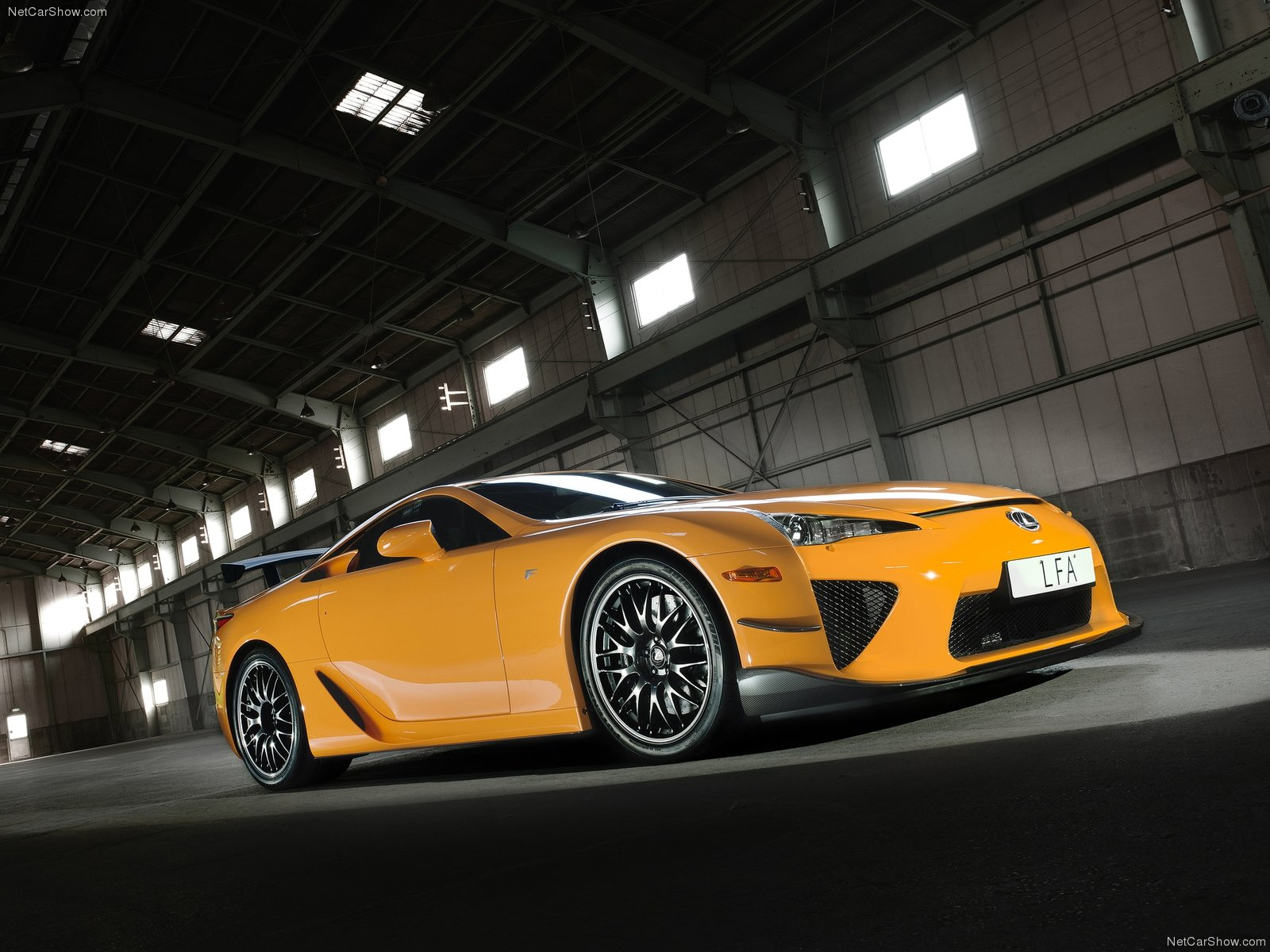 Lexus LFA Nurburgring Package photo 112528