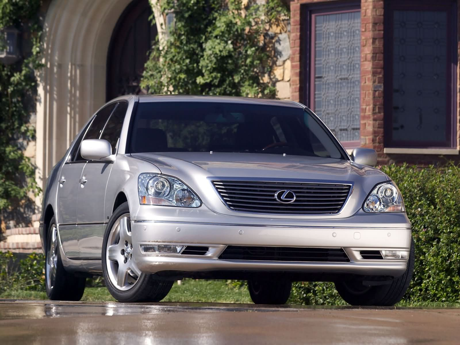 Lexus LS 430 photo 2973
