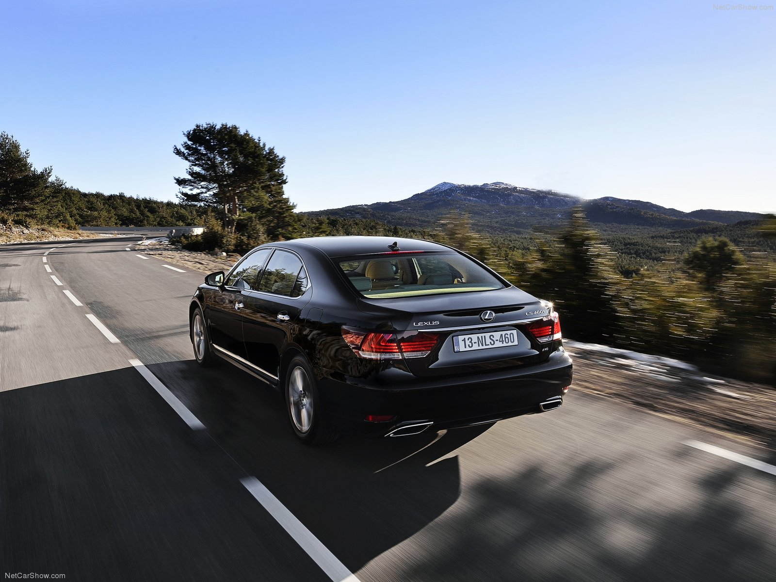 Lexus LS EU-Version photo 116191