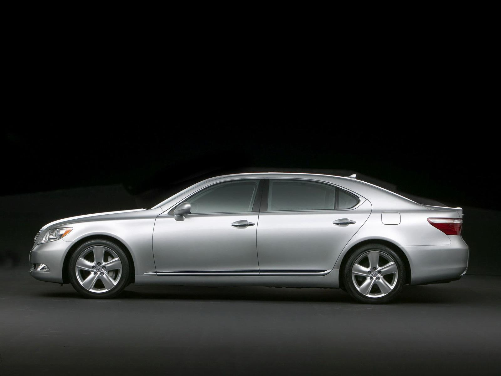 Lexus LS photo 31389