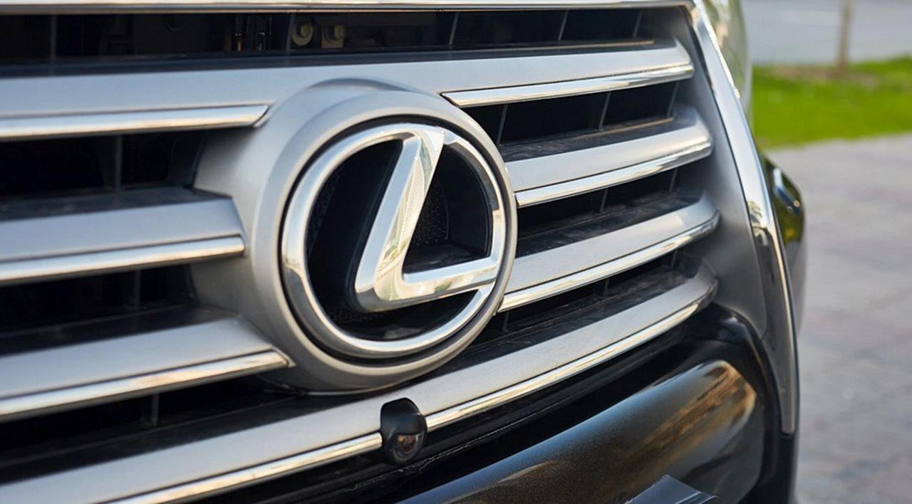 Lexus LX 570 photo 154720