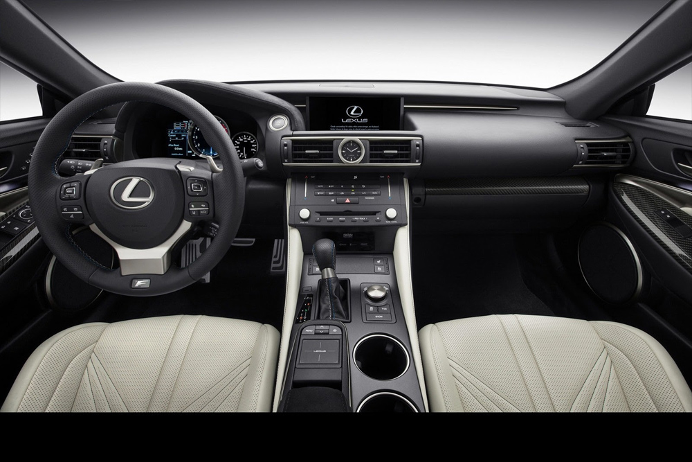 Lexus RC F photo 106067