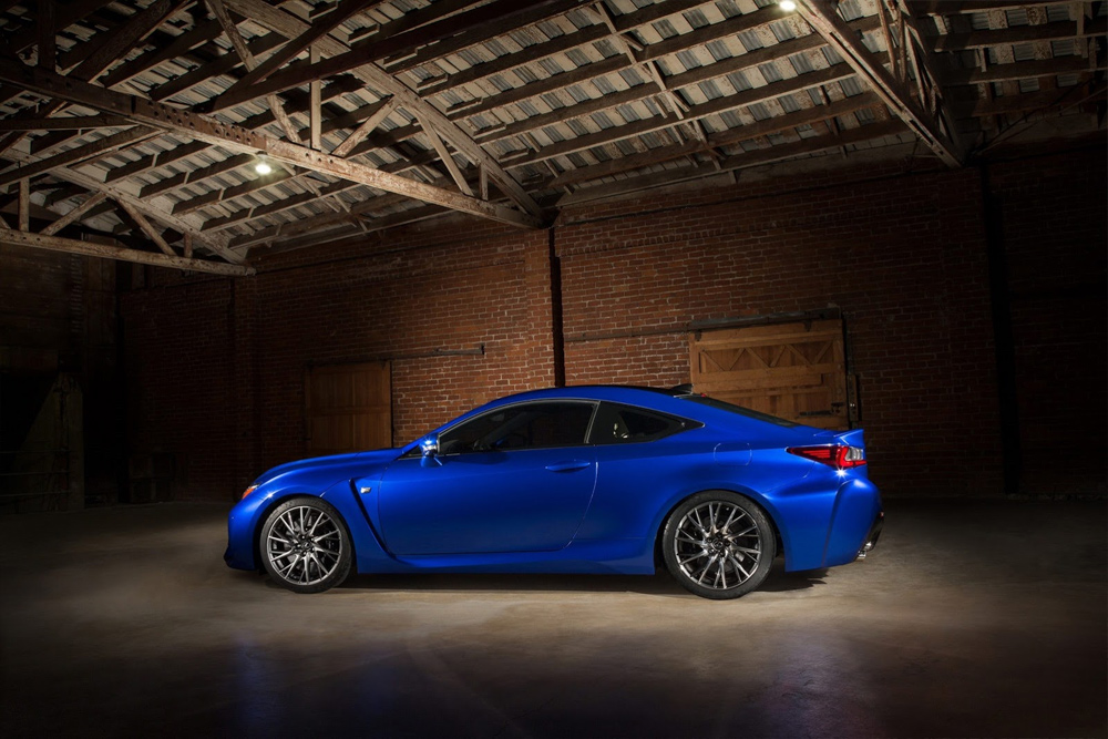 Lexus RC F photo 106073