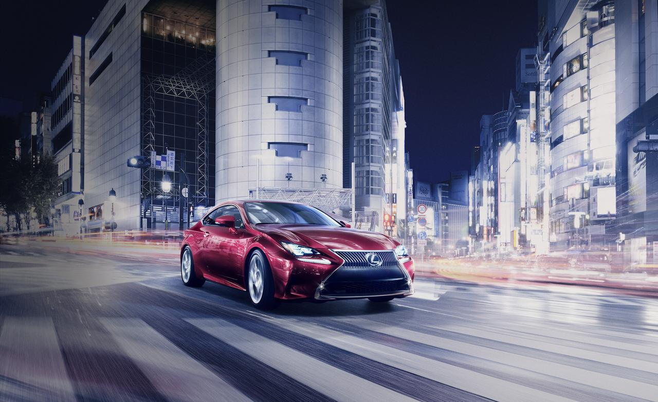 Lexus RC photo 105948