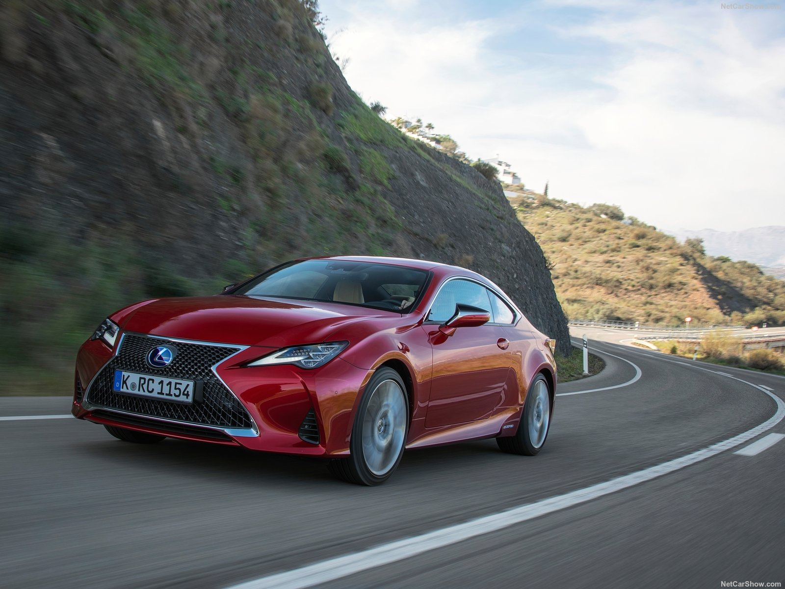 Lexus RC photo 193285