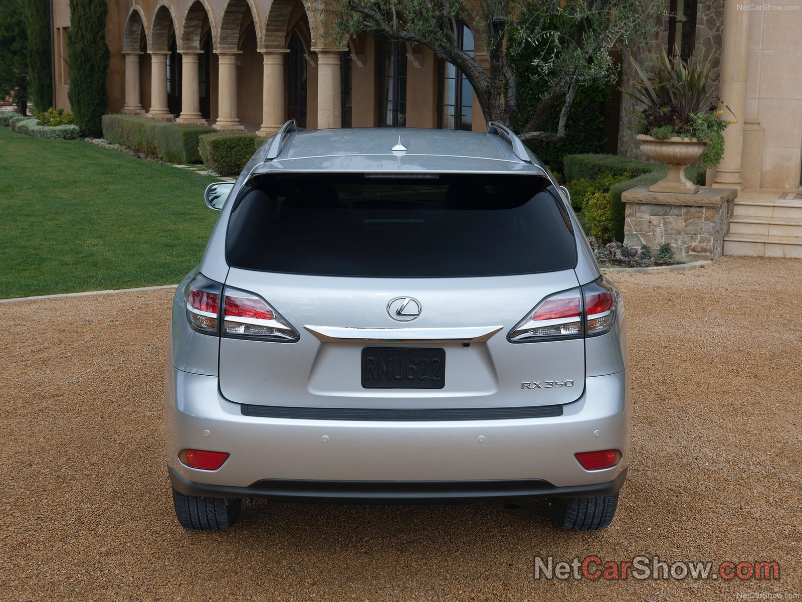 Lexus RX 350 photo 90682
