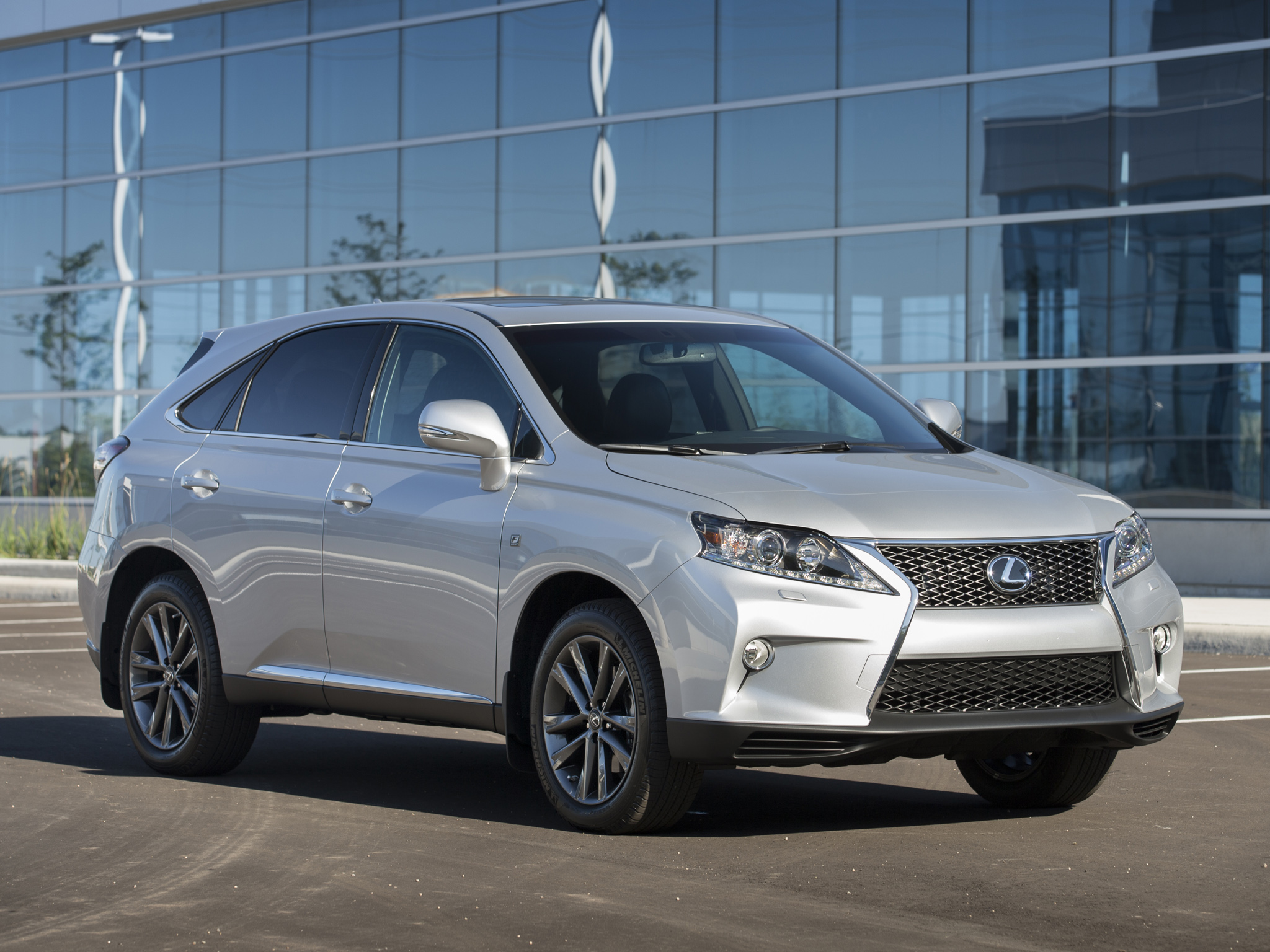 Lexus RX 350 photo 95522