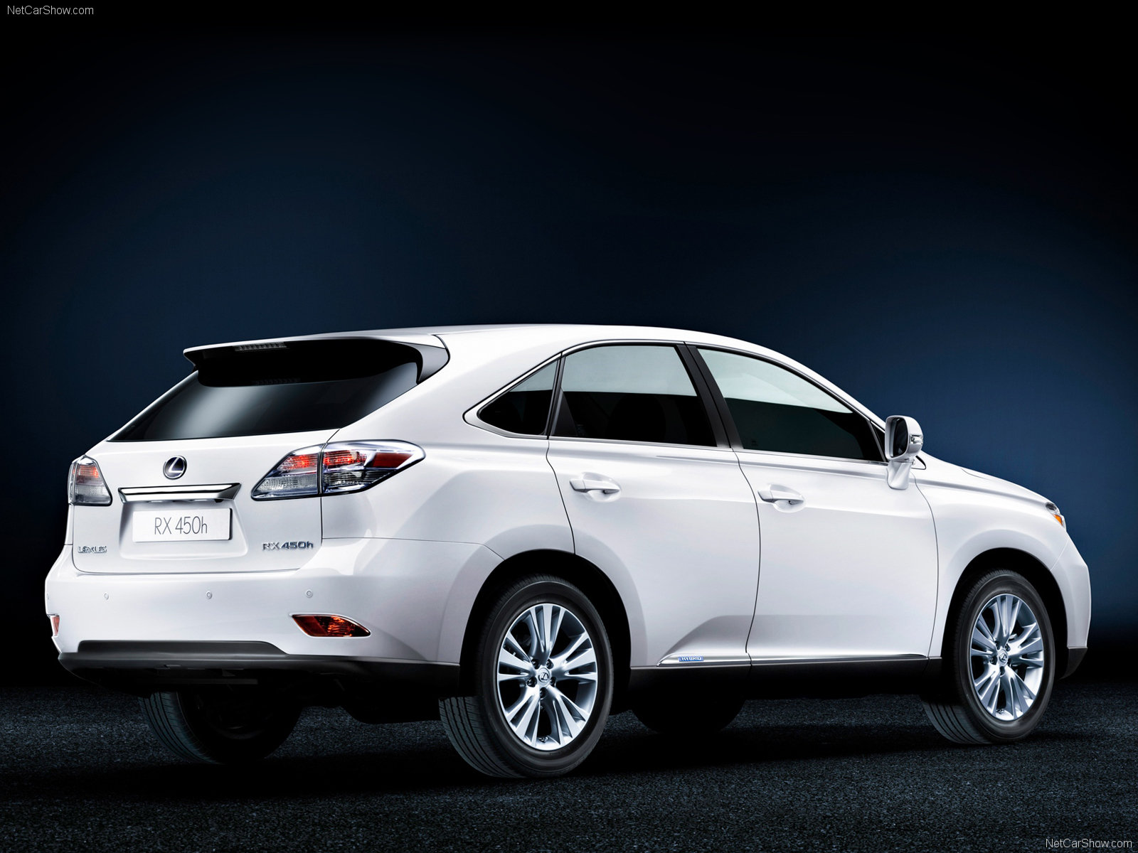 Lexus RX 400h photo 59776