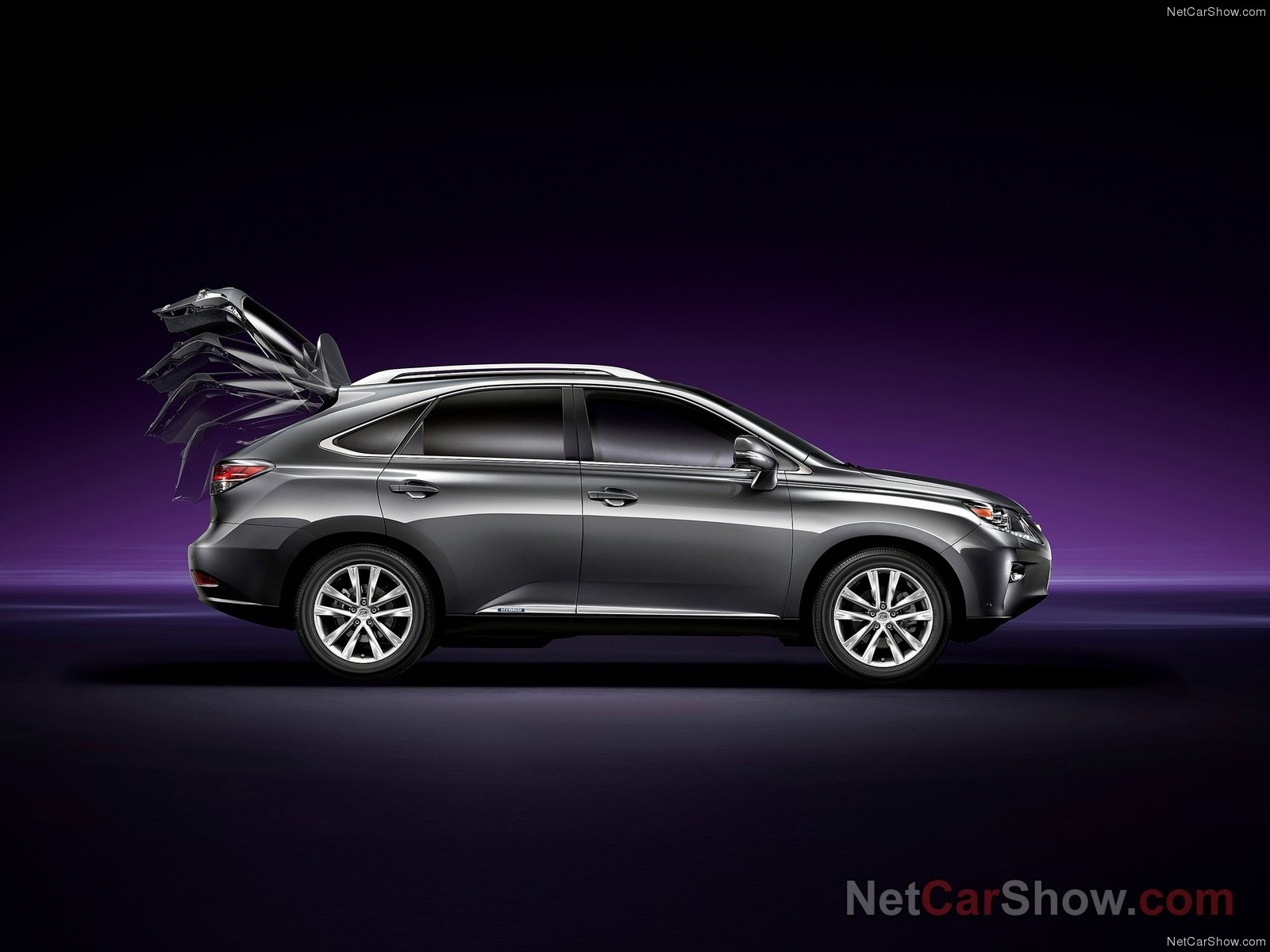 Lexus RX 450h photo 89546