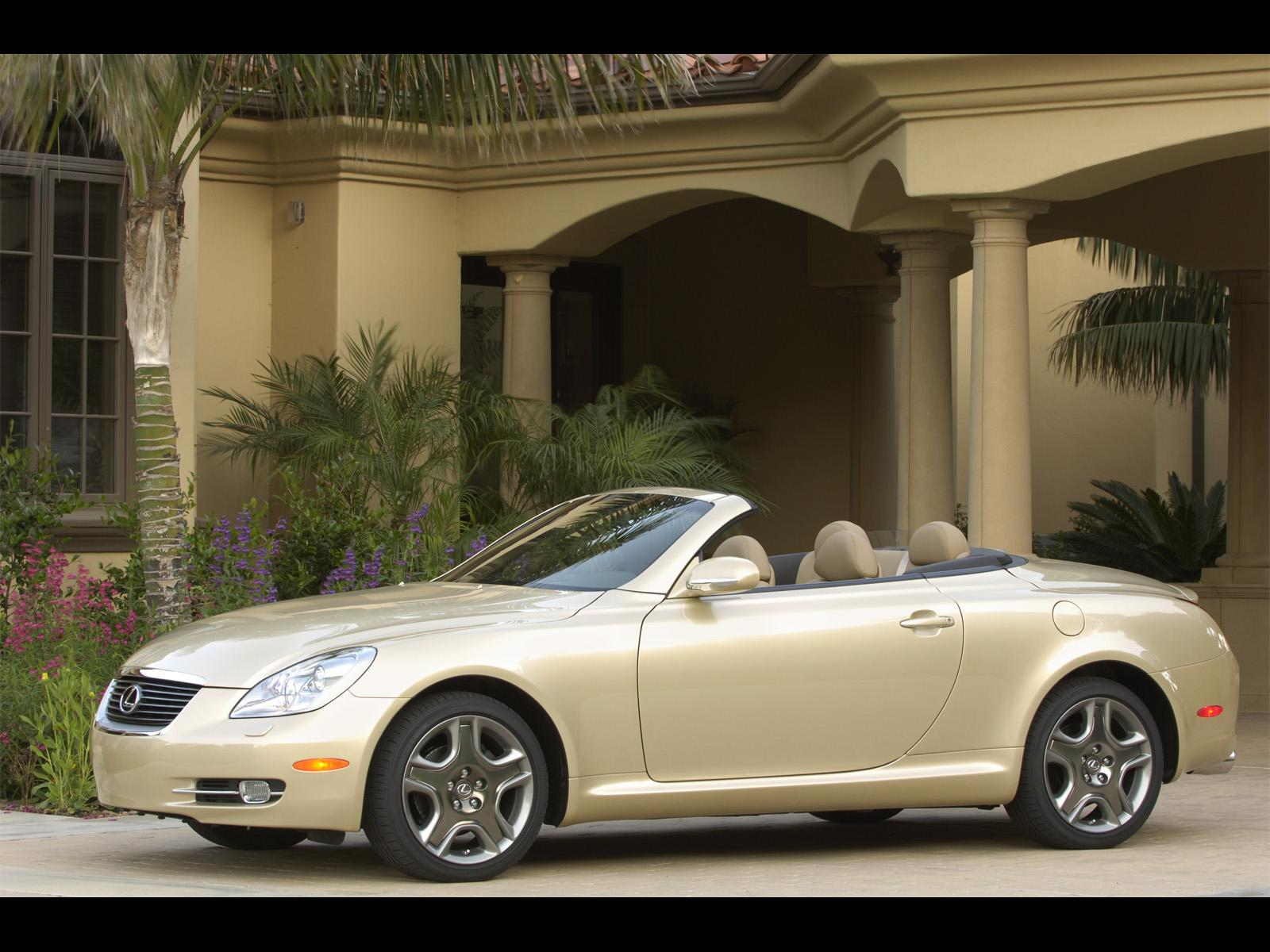 Lexus SC 430 photo 28065