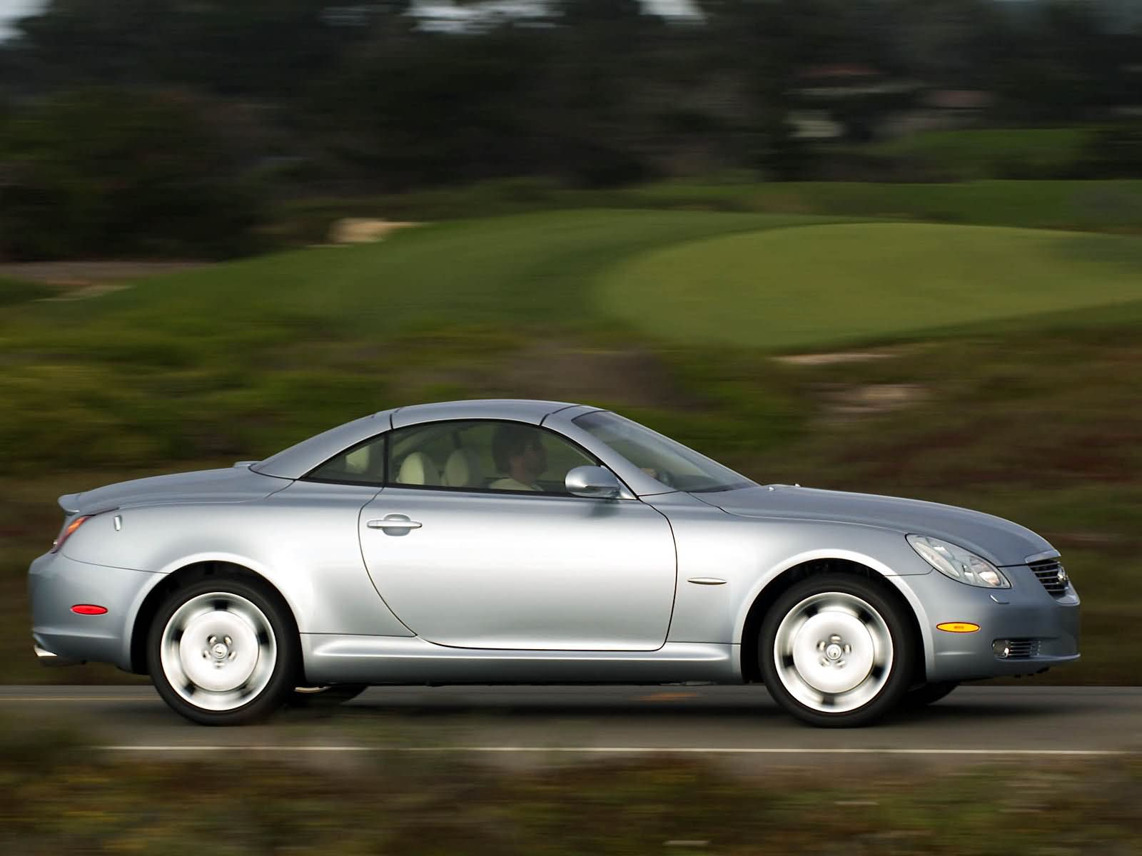Lexus SC 430 photo 3025