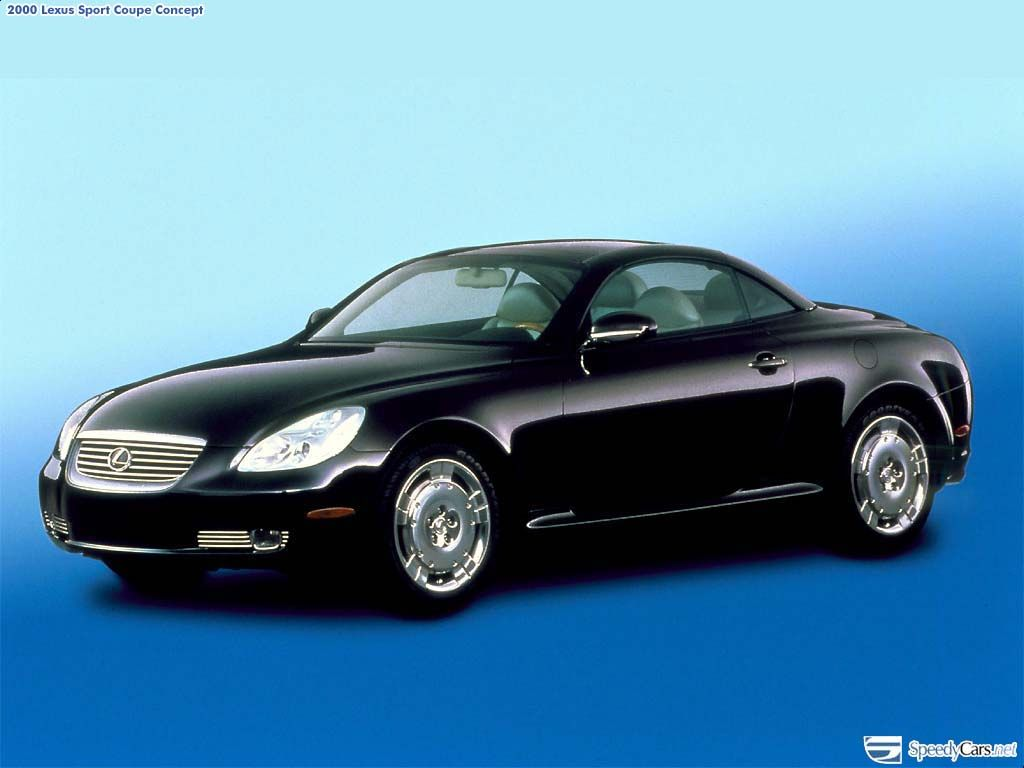 Lexus SC photo 3009