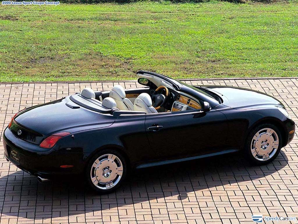Lexus SC photo 3010