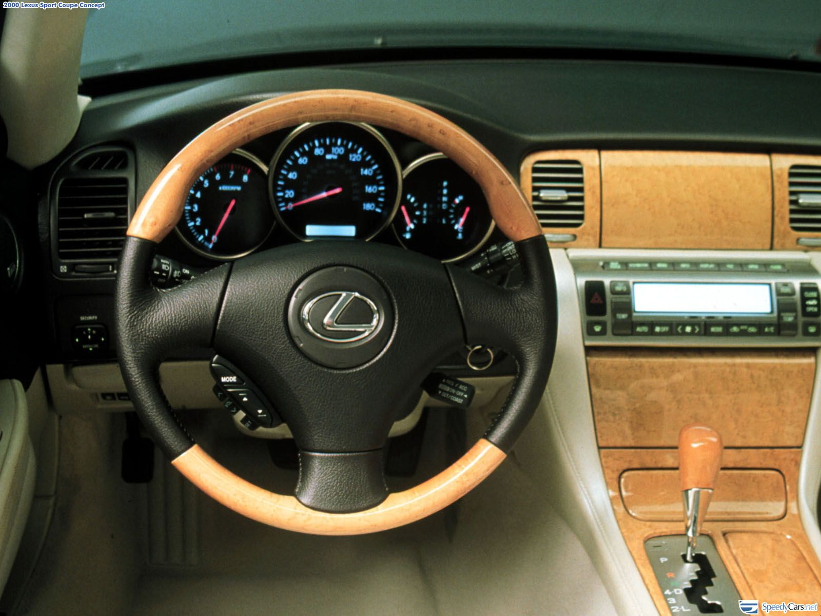 Lexus SC photo 7947