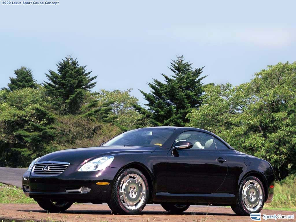 Lexus SC photo 7949